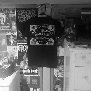 Tops - My Chemical Romance t shirt